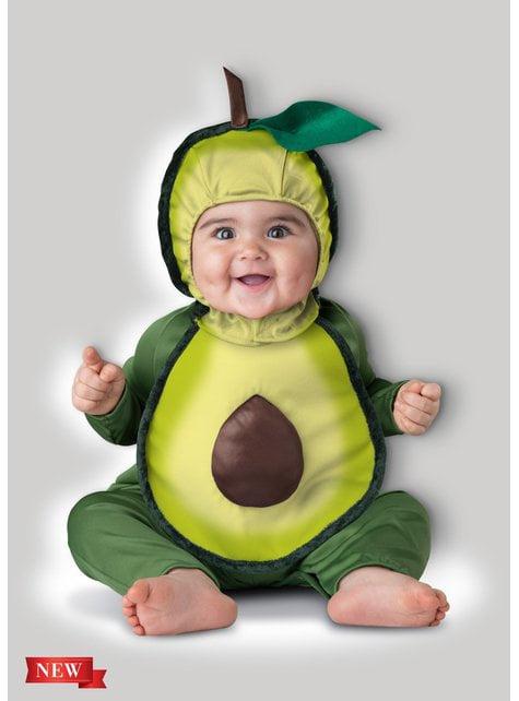 Avokádo kostým pro miminka