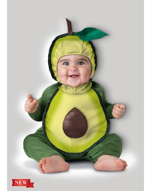 Avocado Costume for Babies