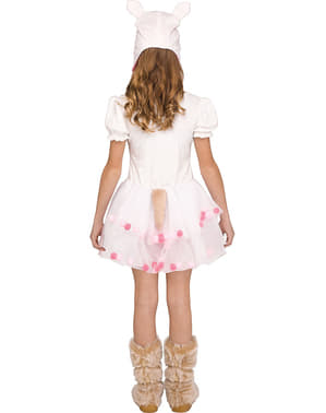 Adorable llama costume for girls