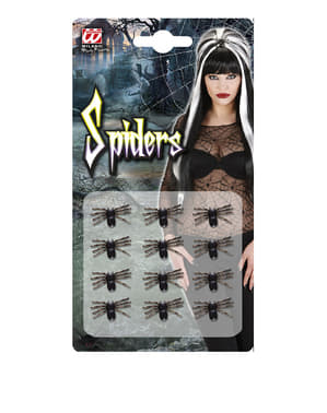 12 ragni Halloween
