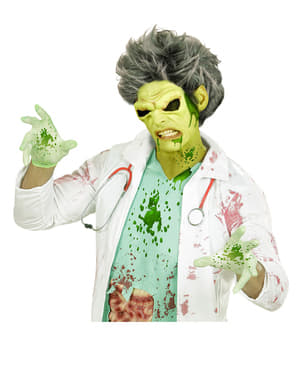 Zombie Blut grün