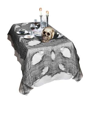 Materiał dekoracyjny na Halloween czarny