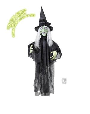 Vrăjitoare vorbitoare cu ochi luminoși