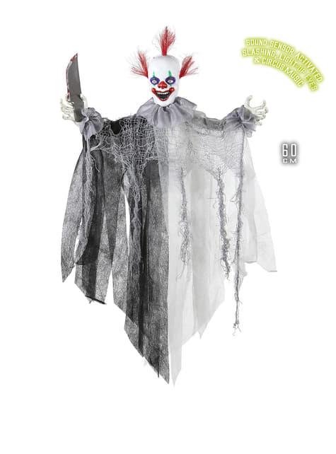 Palhaço de circo assassino