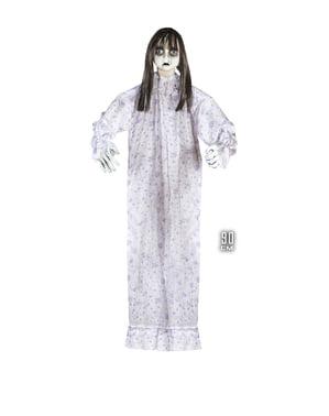 Morderisk spøgelsesdukke til dekoration