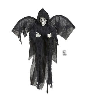 Muerte con alas colgante