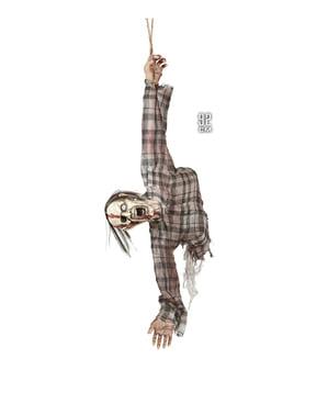Zombie amputado pingente