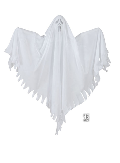 Fantôme blanc fluorescent