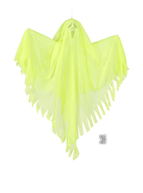 Fantasma amarillo fluorescente