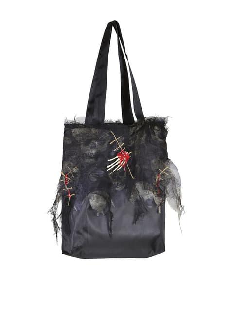 Зомбі сумка з черепів