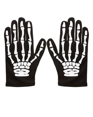 Sarung tangan Skeleton Anak Bony