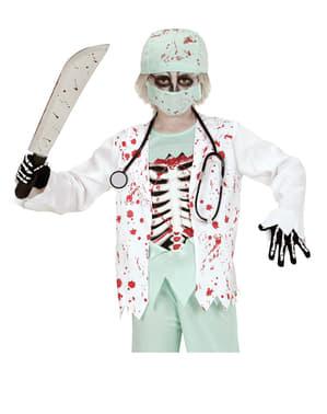 Guantes de esqueleto infantiles