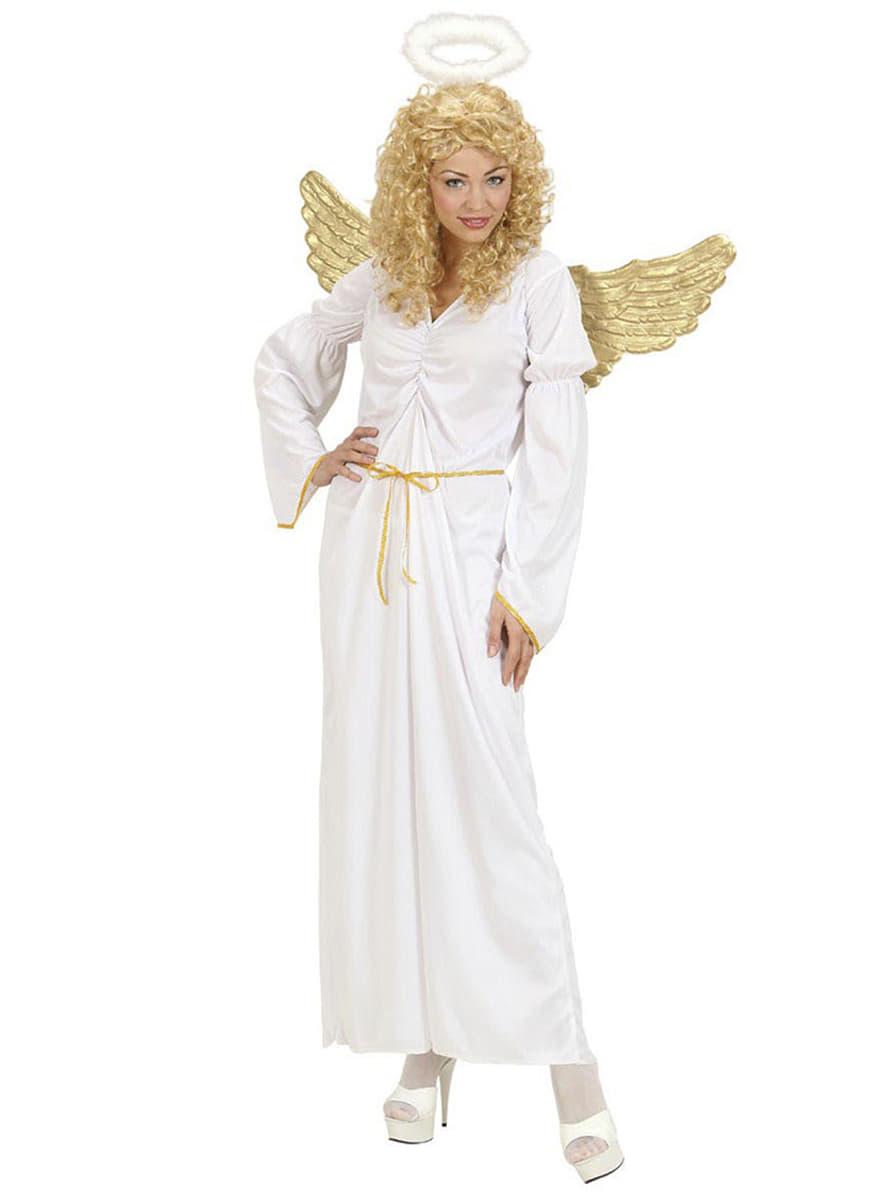 Disfraz de ngel celestial para mujer funidelia - Disfraces de angel para nina ...