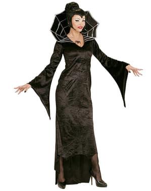 Kostium dama pająk damski