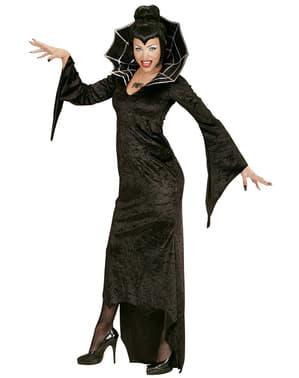Disfraz de dama araña para mujer