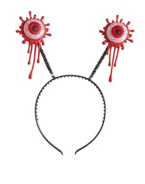 Diadème à yeux sanglants