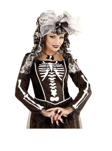 Anel com laço Skeleton