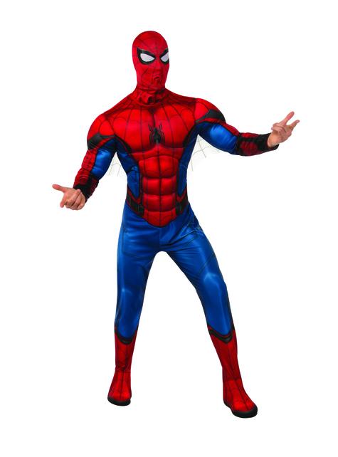 Disfraz de Spiderman Homecoming para hombre