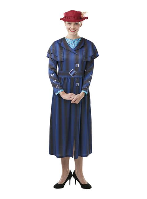 Fato de Mary Poppins para mulher - O regresso de Mary Poppins