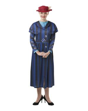 Mary Poppins Kostyme til Dame - Mary Poppins Returns