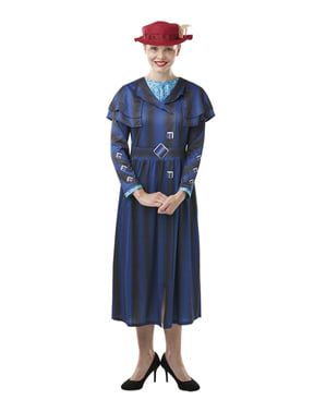 Мері Поппінс Костюм для жінок - Мері Поппінс Returns