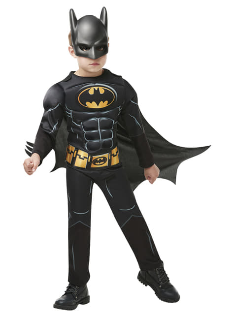 Batman Core Costume for Boys