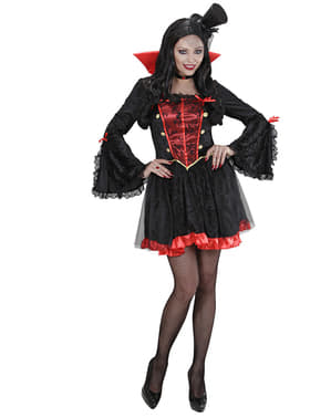 Gräfin von Transsilvanien Kostüm für Damen