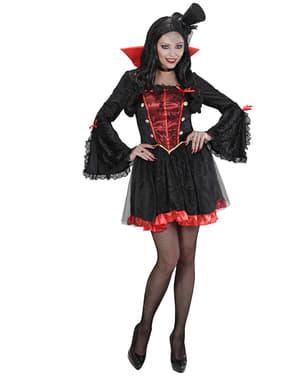 Moderne vampyr kostume til kvinder
