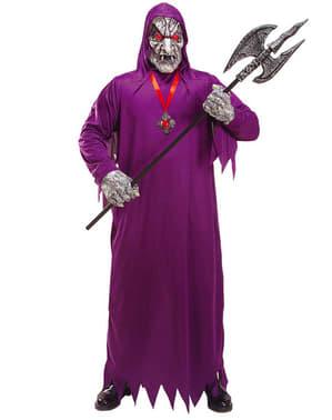 Costume della morte mostruosa per uomo