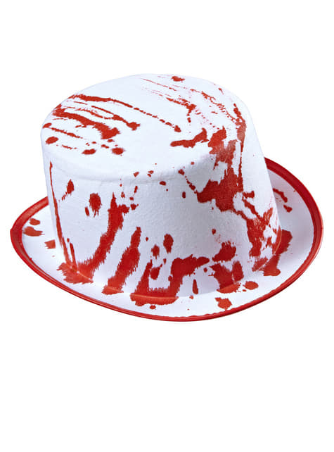 Bloodstained White Hat