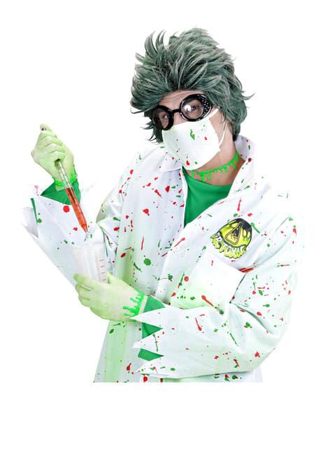 Collar de sustancia química venenosa - para tu disfraz