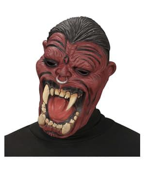 Máscara de guardião do inferno