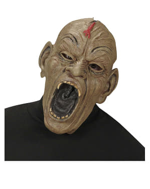 Aggressiver Zombie Maske
