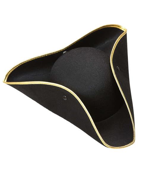 Black cocked hat