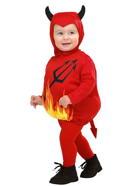 Disfraz de diablillo infantil - hombre