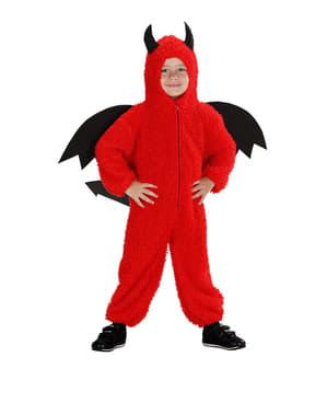 Spydig lille djævel kostume