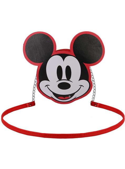 Bandolera de Mickey Mouse roja - Disney