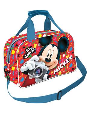 男の子用ミッキーマウスジムバッグ - ディズニー