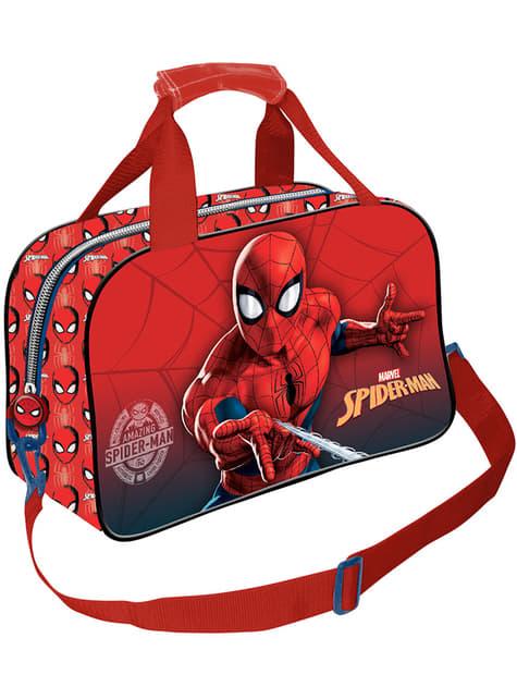 Saco de desporto de Homem-Aranha para menino