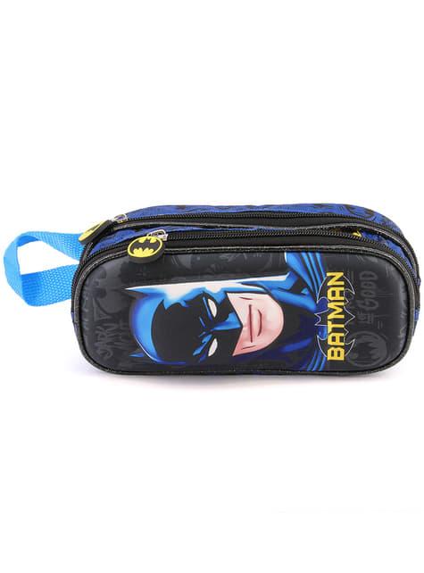 Estuche de dos cremalleras Batman