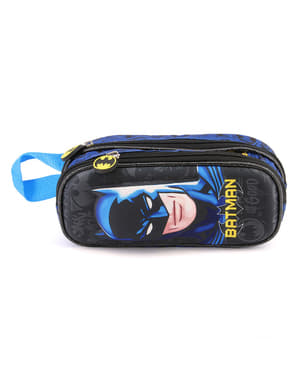 Batman pencil case with two zips