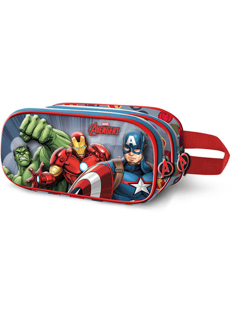Astuccio con due cerniere The Avengers - Marvel