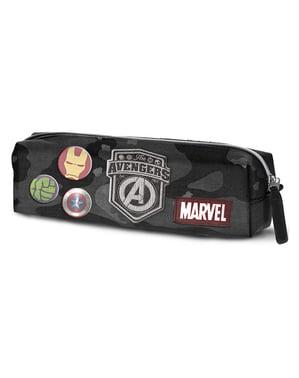 AstuccioThe Avengers con stampa camo