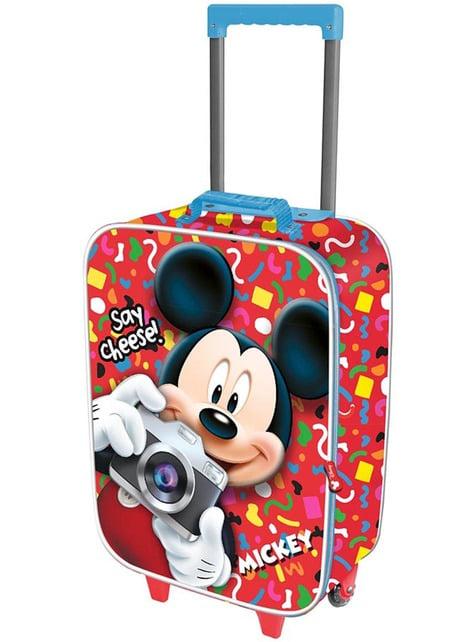 3D batoh na kolečkách Mickey Mouse - Disney