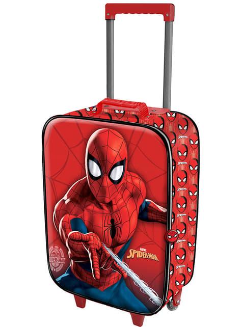 3D batoh na kolečkách Spiderman