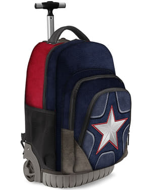 Ransel Trolley Captain America