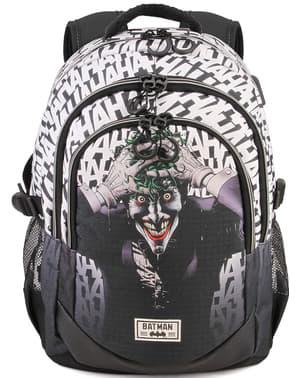 Ryggsäck Joker med USB port - DC Comics