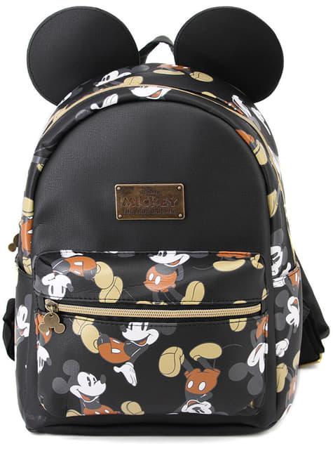 Mochila de Mickey Mouse com orelhas - Disney