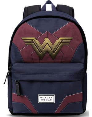 Класическа раница Wonder Woman с USB порт