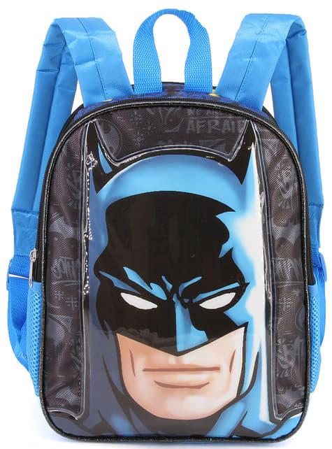 Mochila escolar de Batman reversible